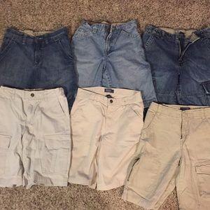 Boys size 10 shorts